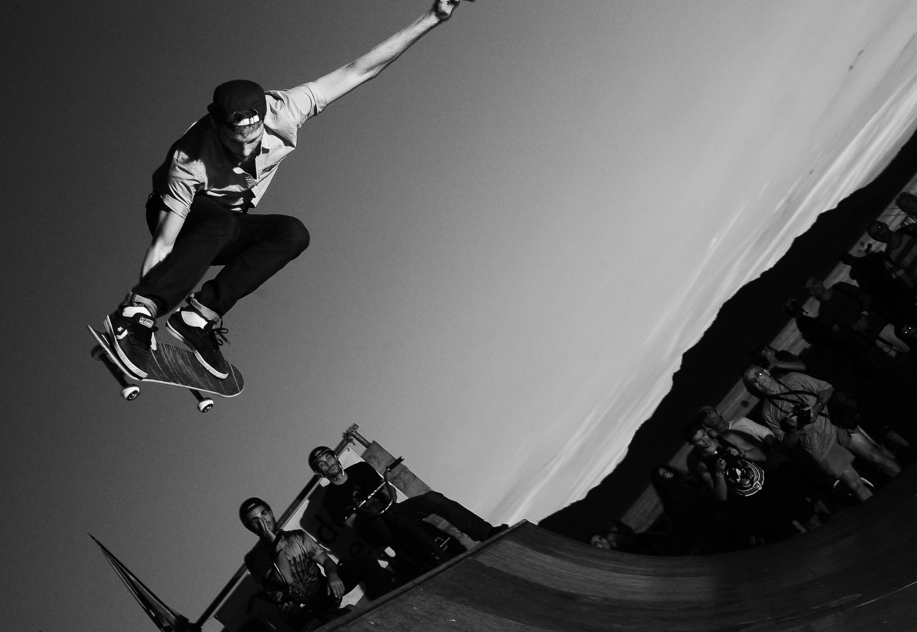Skate miniramp EX&HOP Cannes